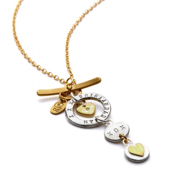 Love Drop Personalised Necklace