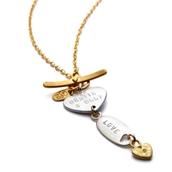 Heartfelt Personalised Necklace