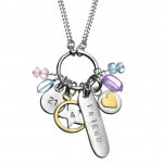 Chambers & Beau friends mini necklace