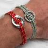 Halo weave bracelet 1
