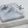 skinny bar cufflinks