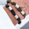 loveknot bead bracelet life