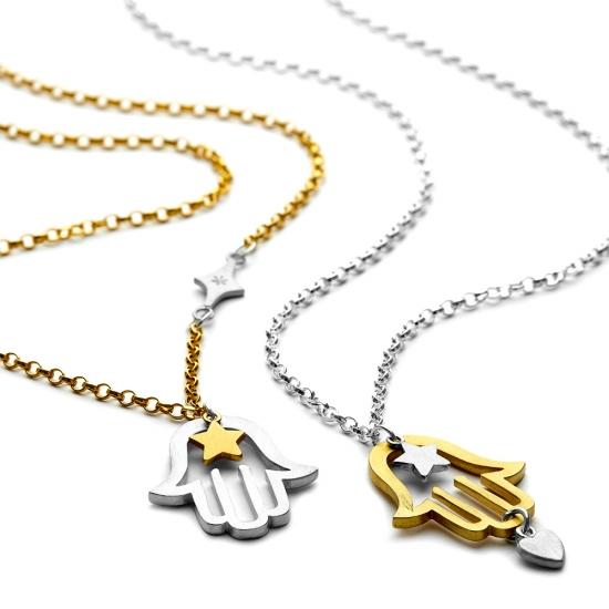 hamsa hand necklace1