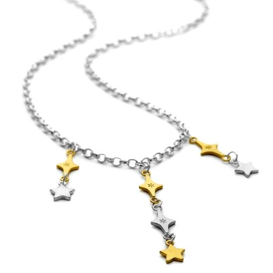 stella multi drop necklace1