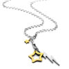 belcher charm necklace b