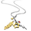 belcher charm necklace b2